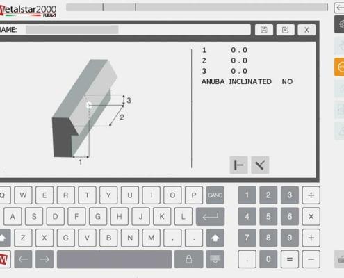 Futura Woodmac innovation, CNC Milling Machines: macro programming, single anuba