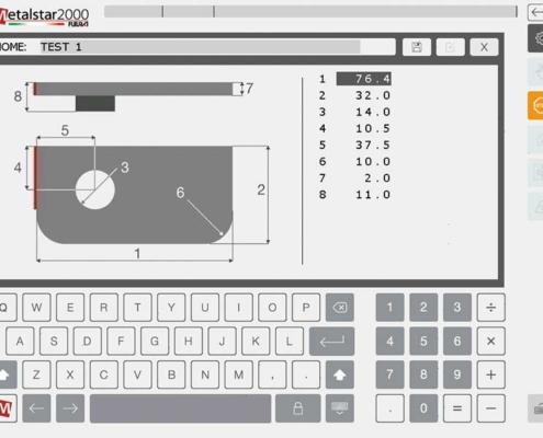 Innovazione Futura Woodmac, Fresatrici Anubatrici CNC: programmazione macro pomella