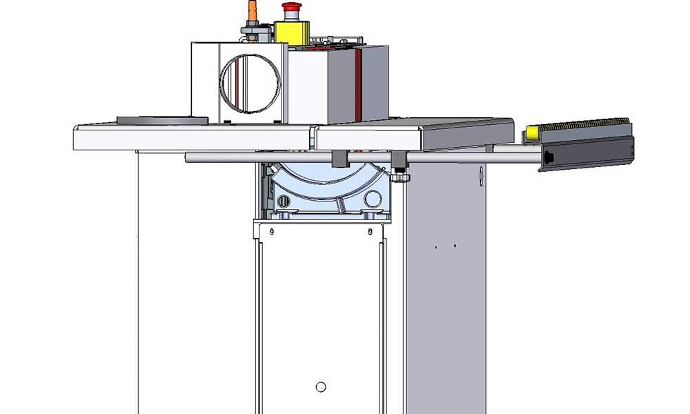 Prolunga piano di lavoro, levigatrice Level 150: Futura Woodmac