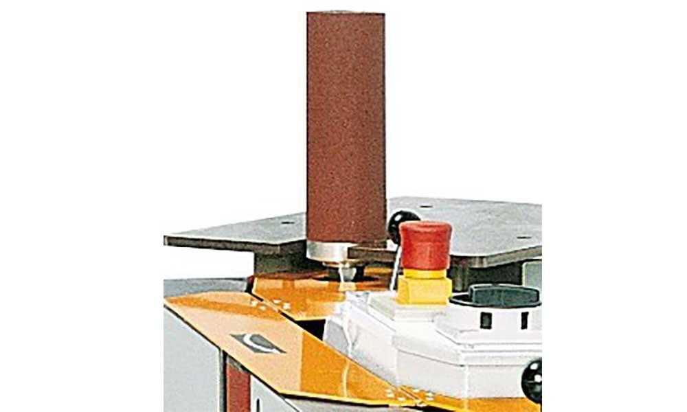 Rullo pneumatico 70 mm, levigatrice Level 150: Futura Woodmac