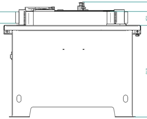 Level 150 (front plan), Futura Woodmac