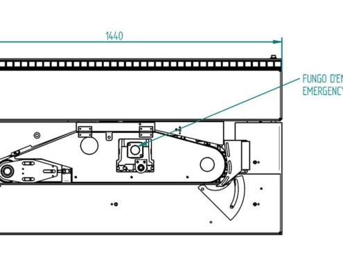 Level 150 (plan from above), Futura Woodmac