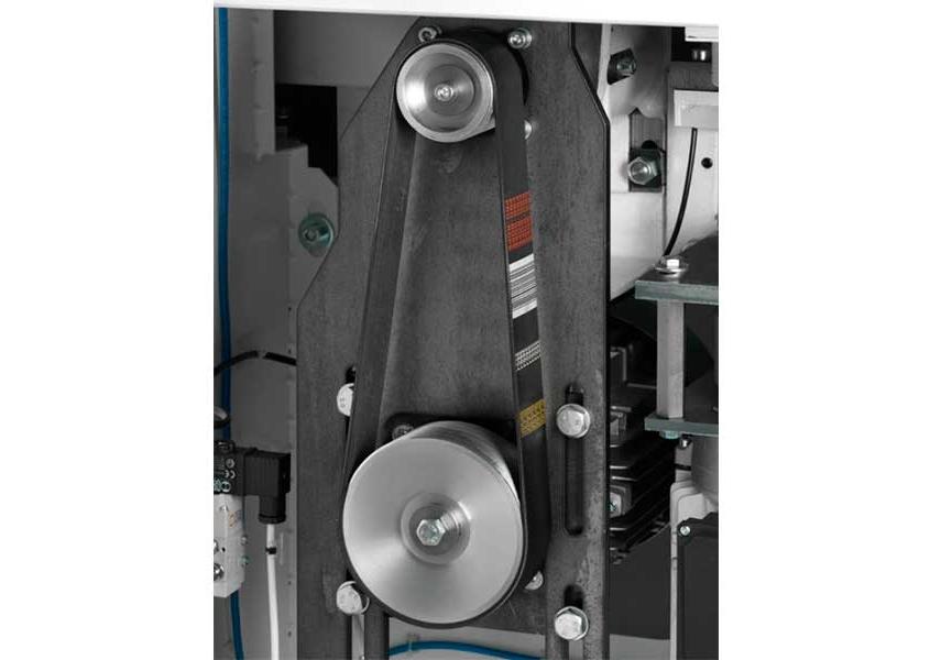 Cinghie trasmissione Poly-v, Piallatrici Profilatrici Scorniciatrici Futura Woodmac