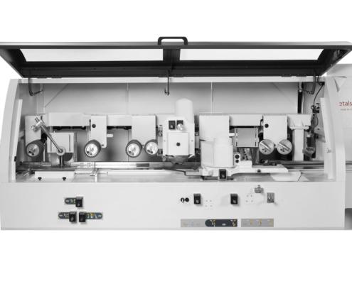 Wood Moulder Machine: P.Max, Futura Woodmac
