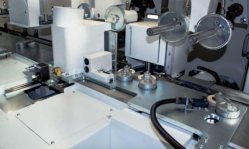 Presser, Wood Moulder Machines Futura Woodmac
