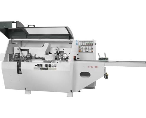 Piallatrice Profilatrice P.One 4+Universale, Futura Woodmac