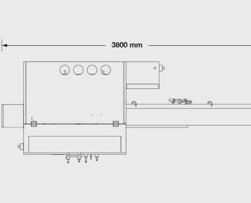 P.One Basic (plan from above): Futura Woodmac