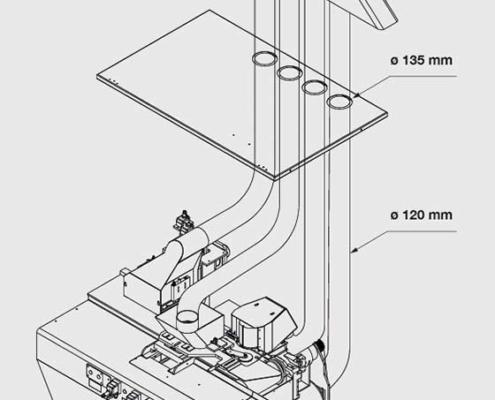 P.One Basic (visione esplosa), Futura Woodmac