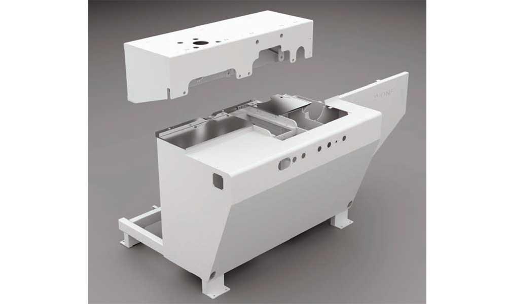 Basamento monoblocco, Raddrizzatrici Piallatrici Profilatrici Futura Woodmac