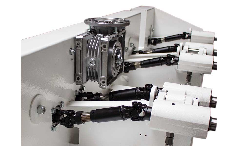 Moto-riduttore, Raddrizzatrici Piallatrici Profilatrici Futura Woodmac