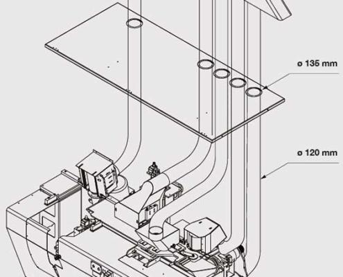 P.One (exploded plan): Futura Woodmac