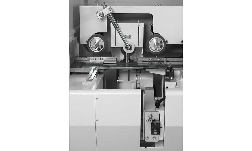 Universal head, Wood Moulder Machines Futura Woodmac