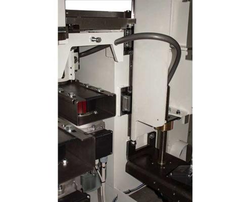 New handling technologies, Program: Futura Woodmac