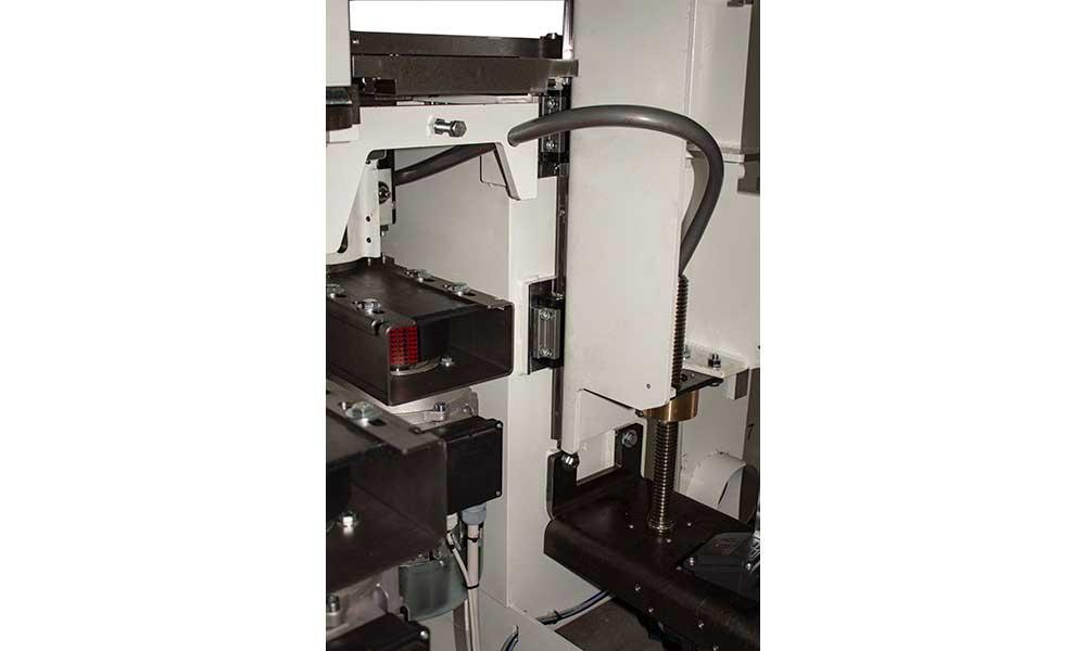 Nuove tecnologie di movimentazione, Program: Futura Woodmac