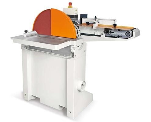 Wood Sander disc and sanding belt Sfera 60, Futura Woodmac
