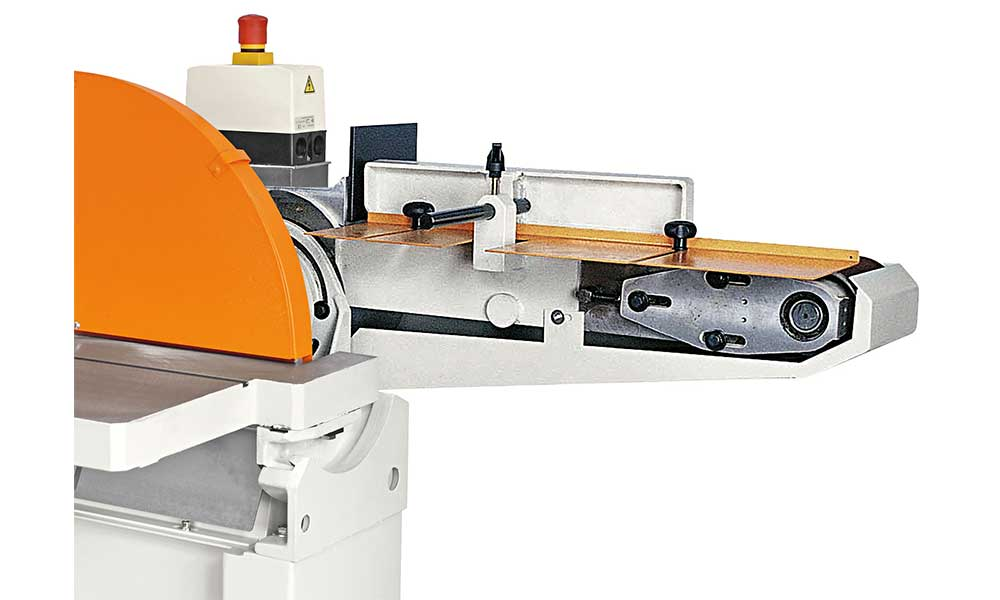 Belt Group, Wood Sanders Futura Woodmac