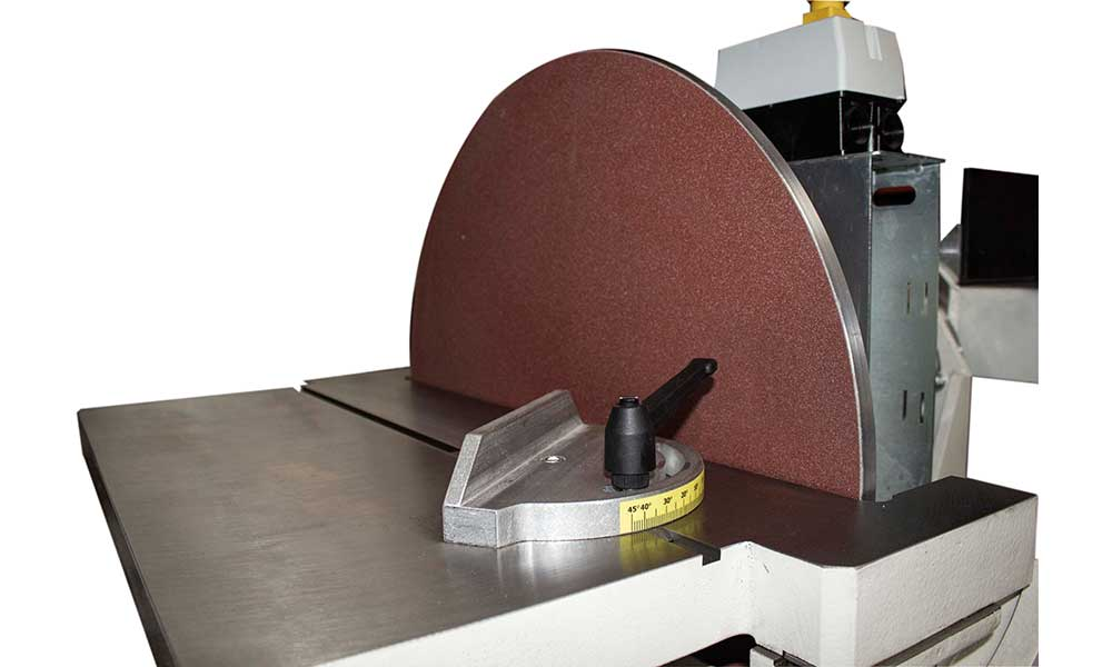 Tilting worktable, wood sander Sfera 60 - Futura Woodmac