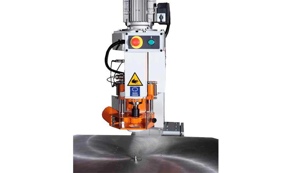 Milling head, Pantographs Vertical Milling Machines Futura Woodmac