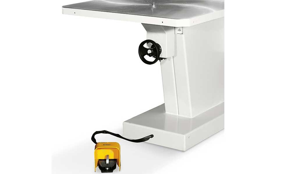 Remote push-button panel, Pantographs Vertical Milling Machines Futura Woodmac