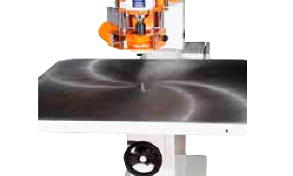 Worktable, Pantographs Vertical Milling Machines Futura Woodmac