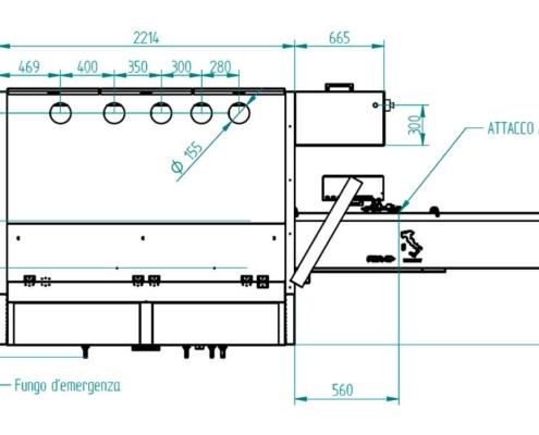 Super Program 4 (visione dall'alto), Futura Woodmac