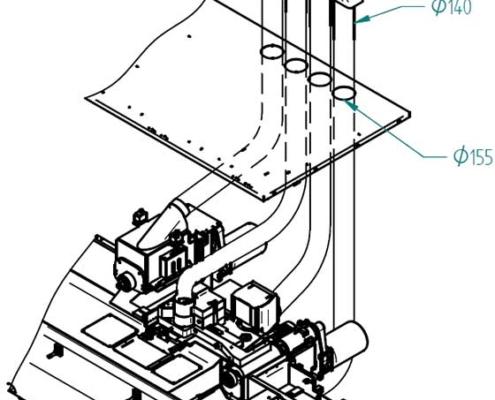 Super Program 4 + Universale (visione esplosa), Futura Woodmac
