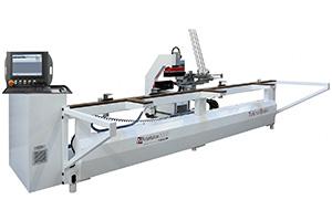 CNC Milling Hinge Boring Machine: Tekno Basic, Futura Woodmac