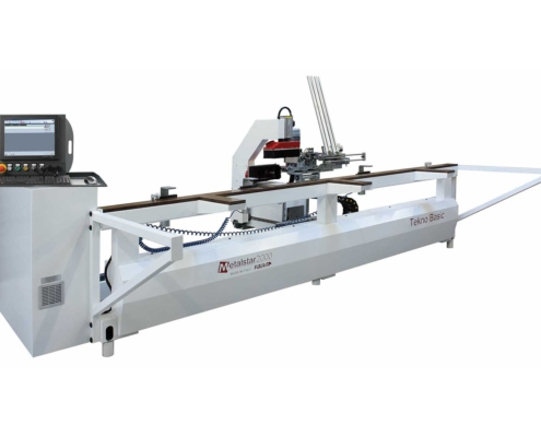 Fraiseuse CNC Charnière Paumelle Anuba: Tekno Basic, Futura Woodmac