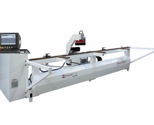 Fresatrice CNC Tekno Basic, Futura Woodmac (solo fresatore)