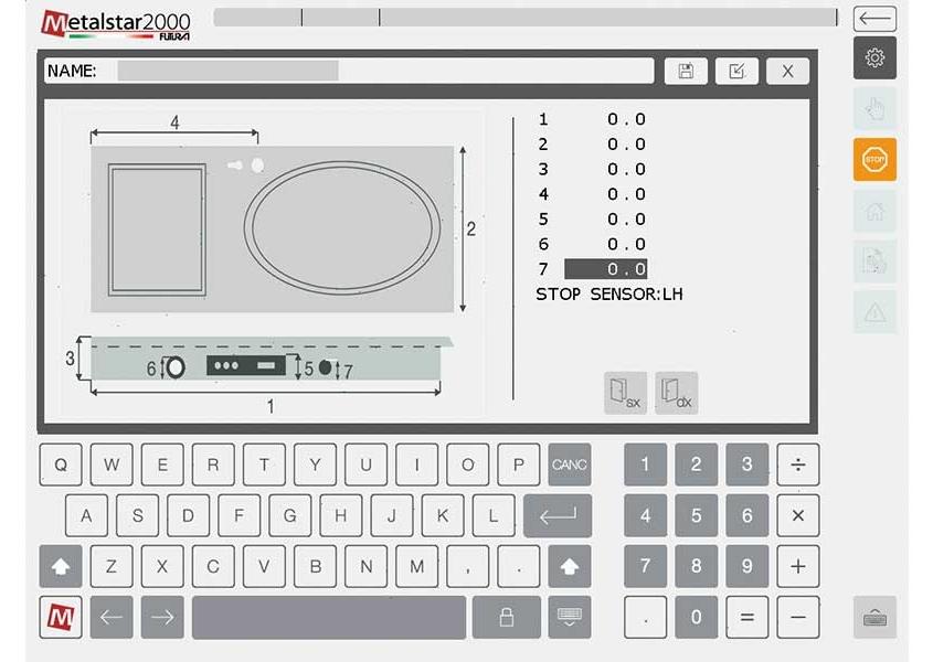Programmazione macro, Fresatrici CNC Anubatrici Futura Woodmac