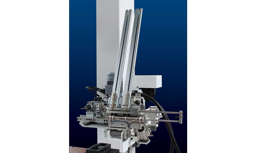 Anuba hinge unit, Tekno Control - Futura Woodmac