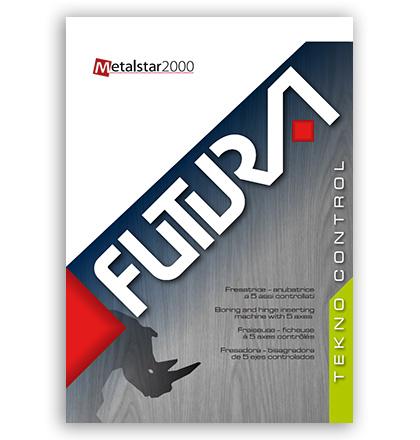 Tekno Control, Fresatrice CNC Anubatrice: Catalogo Futura Woodmac