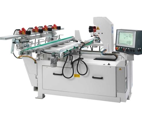 CNC Milling Machine Tekno Prime (line machine), Futura Woodmac