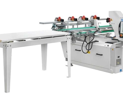 In-line machine, Tekno Prime - Futura Woodmac
