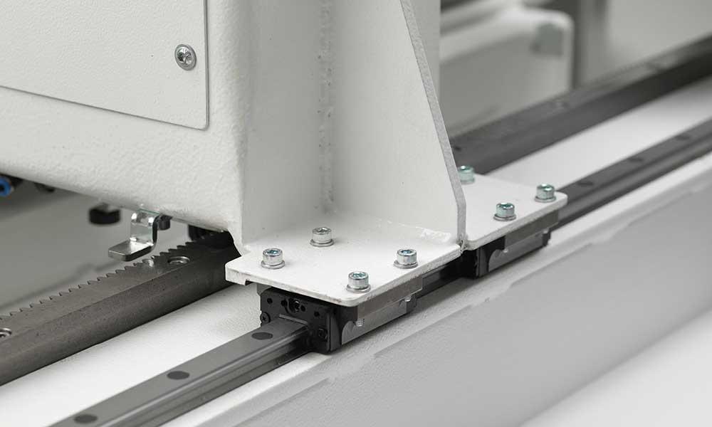 Top of the range components, CNC Milling Hinge Boring Machines Futura Woodmac