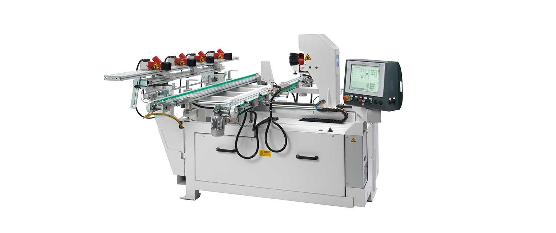 Fresatrice CNC Tekno Prime, Futura Woodmac