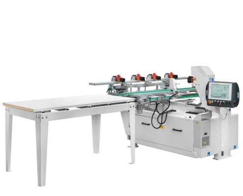 Fresatrice CNC Tekno Prime (all-in-one), Futura Woodmac