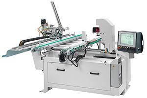CNC Milling Hinge Boring Machine: Tekno X2, Futura Woodmac