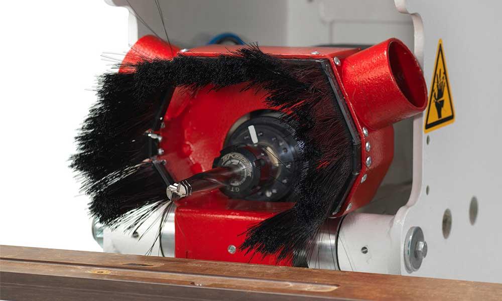 Lavorazione Serratura Porte, Fresatrici CNC Anubatrici Futura Woodmac