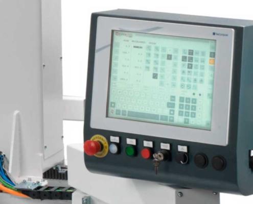 CNC Touch Screen, Tekno X2 - Futura Woodmac