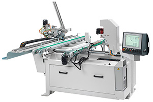 Fresatrice CNC Anubatrice Tekno X2, Futura Woodmac