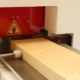 News Futura Woodmac: 4 sided moulder with automatic working width search